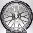 Диск 360 FORGED MESH TEN SILVER