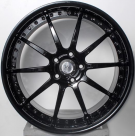 Диск 360 FORGED SL TEN BLACK