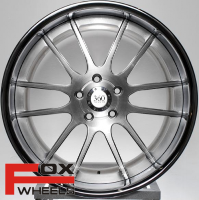 Диск 360 FORGED SPEC TWELVE SILVER