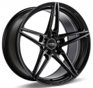 Диск Ace Alloy AFF01 All Matte Black (Flow Formed)