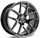 Диск Ace Alloy AFF02 Black Chrome (Flow Formed)