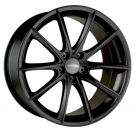 Диск Ace Alloy Convex All Matte Black