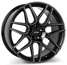 Диск Ace Alloy Mesh-7 Gloss Black Milled
