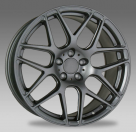 Диск Ace Alloy Mesh-7 Matte Mica Gray