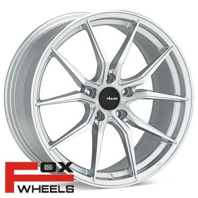 Диск Advanti Racing HY Hybris Silver Machined w/Clearcoat