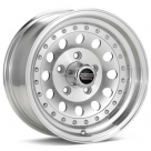 Диск American Racing AR62 Outlaw II Silver Machined w/Clearcoat
