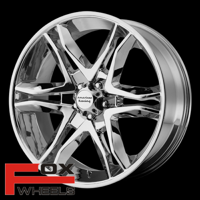 Диск American Racing AR893 Mainline CHROME