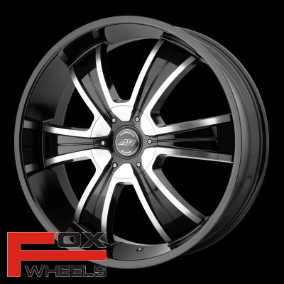 Диск American Racing AR894 Gloss Black/Machined