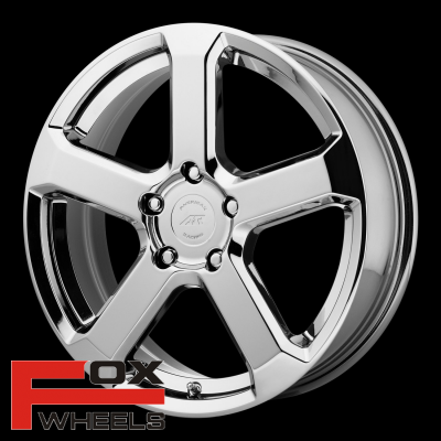 Диск American Racing AR896 CHROME