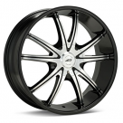 Диск American Racing AR897 Machined w/Black Accent