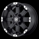Диск American Racing ATX AX185 Crawl Matte Black