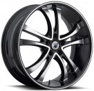 Диск Asanti ABL-06 Gloss Black Machined