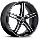Диск Asanti ABL-07 Gloss Black Machined