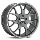 Диск BBS CH-R Bright Silver Paint