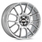 Диск BBS CK Bright Silver Paint