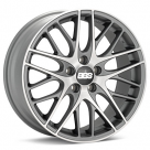Диск BBS CS5 Machined w/Anthracite Accent