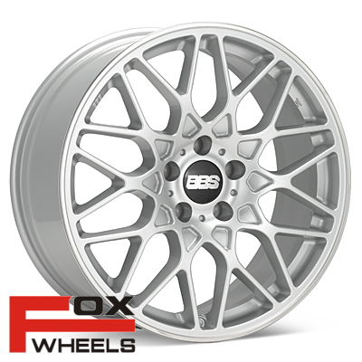 Диск BBS RX-R Bright Silver Paint