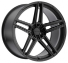 Диск Beyern Gerade All Matte Black (Rotary Forged)