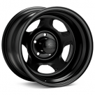 Диск Black Rock 941 Dune Steel 15x10 Black Painted