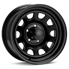 Диск Black Rock 942 Type D Steel 15x7 Black Painted