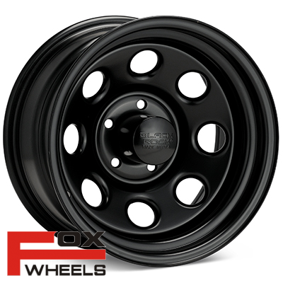 Диск Black Rock 997 Type 8 Steel 15x8 Black Painted