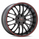 Диск Breyton Race CS Matte Grey w/Red Stripe