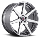 Диск Curva Concepts C47 Gloss Gunmetal/Machined