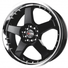 Диск Drag DR-11 Gloss Black Machined