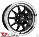 Диск Drag DR-16 BLACK