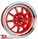 Диск Drag DR-16 RED