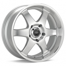 Диск Enkei Performance ST6 Silver Machined w/Clearcoat