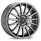 Диск Ford Racing Fiesta 15 Spoke Light Grey Painted