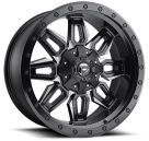 Диск Fuel Neutron Black Milled D591