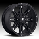 Диск Fuel Off-Road Hostage Matte Black D531