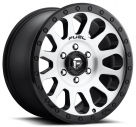 Диск Fuel Off-Road Vector Gloss Black Brushed D580