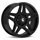 Диск Granite Alloy GD1 Black Painted