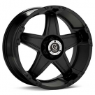 Диск Granite Alloy GV5R Black Painted
