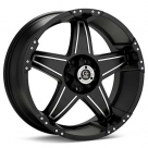 Диск Granite Alloy GV5R Machined w/Black Accent