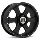 Диск Granite Alloy GV6 Black Painted