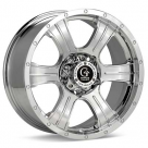 Диск Granite Alloy GV6 Chrome Plated