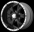 Диск Helo HE791 Maxx6 Gloss Black Machined