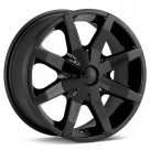 Диск KMC KM651 Slide Black Painted