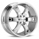 Диск KMC KM671 Brodie Chrome Plated