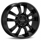 Диск KMC KM673 Skitch Black Painted