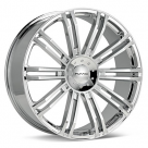 Диск KMC KM677 D2 Chrome Plated
