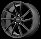 Диск KMC KM691 Spin SATIN BLACK