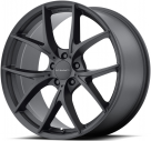 Диск KMC KM694 Wishbone SATIN BLACK
