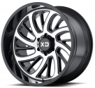 Диск KMC XD Series XD826 Gloss Black w/Machined Face