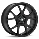 Диск MOTEGI RACING MR116 Black Painted