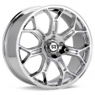 Диск MOTEGI RACING MR120 Chrome Plated